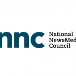 Logo for the National Newsmedia Council.